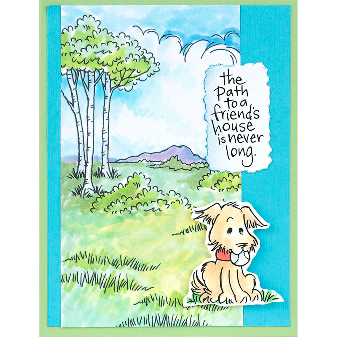 Dyan Reaveleys Dylusions Cling Stamp Collections 8.5x7-ocean Life