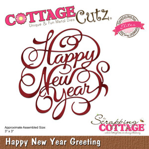 Cottage Cuts Just Married Couple Die CCE-470 //FREE SHIP!!