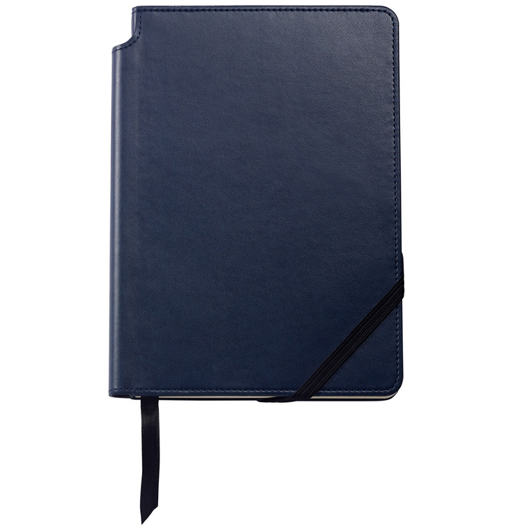 In this simple, yet elegant design, these new journals let you carry and display your Cross pen with style.