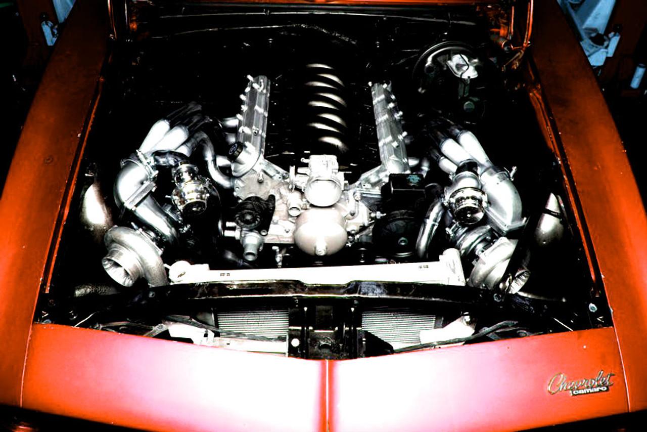 350z Ls Turbo Kit