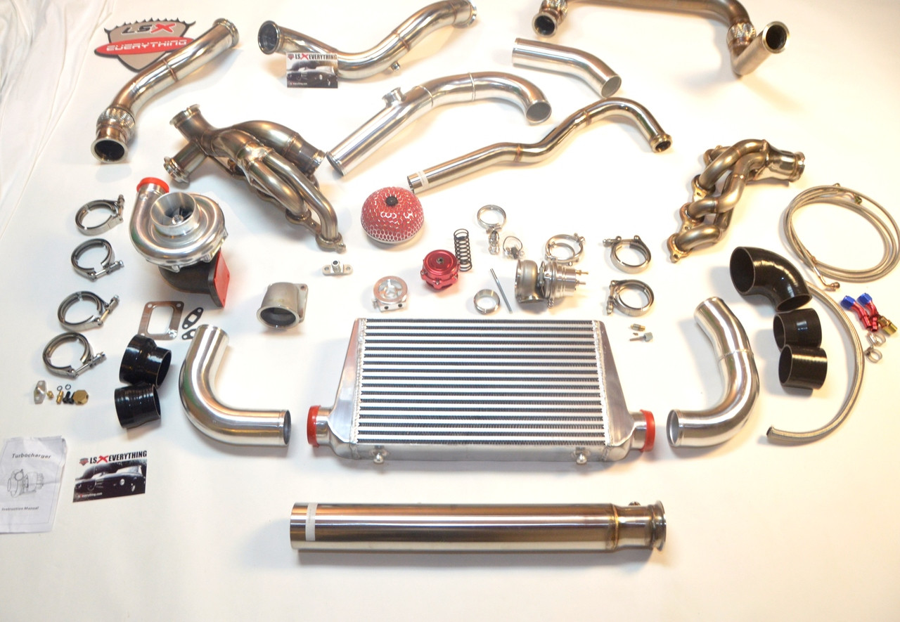 1994-2007 GM Truck LS Turbo Kit
