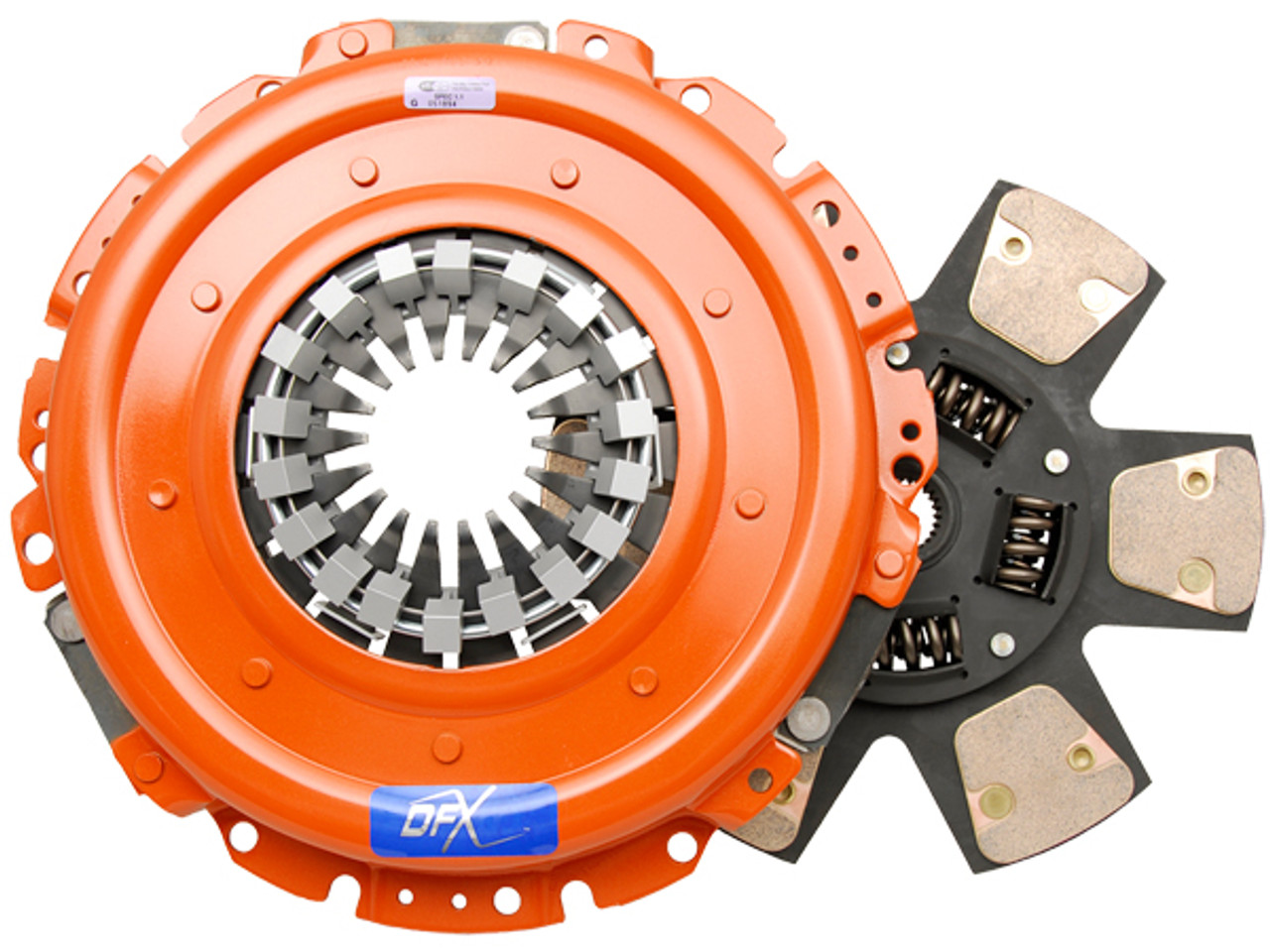 Dual Friction Clutch Kit