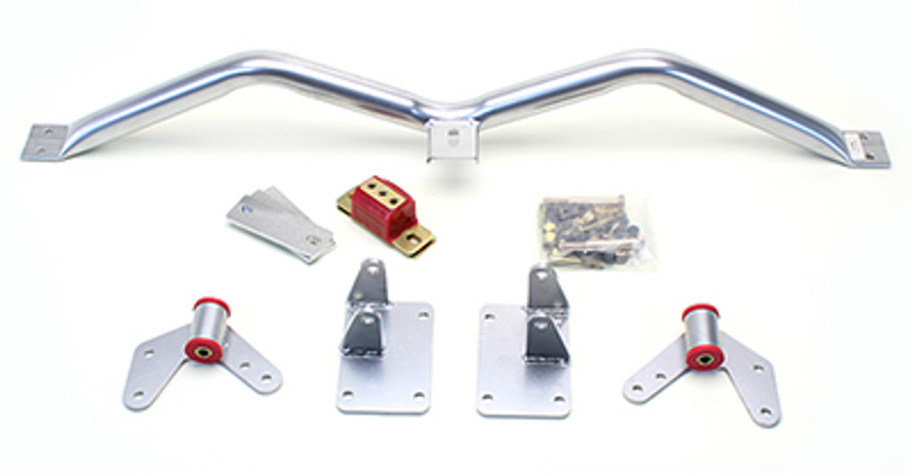 65-72 B-Body Motor Mount & Crossmember Kit