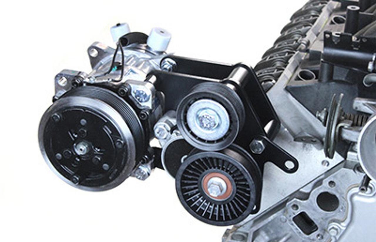 A/C Compressor Drive | High Mount - Truck (Incl Compressor)