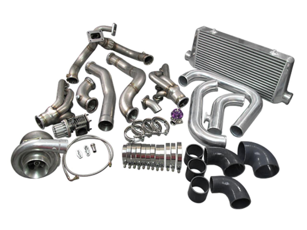 T76 Turbo Kit | 98-02 Camaro