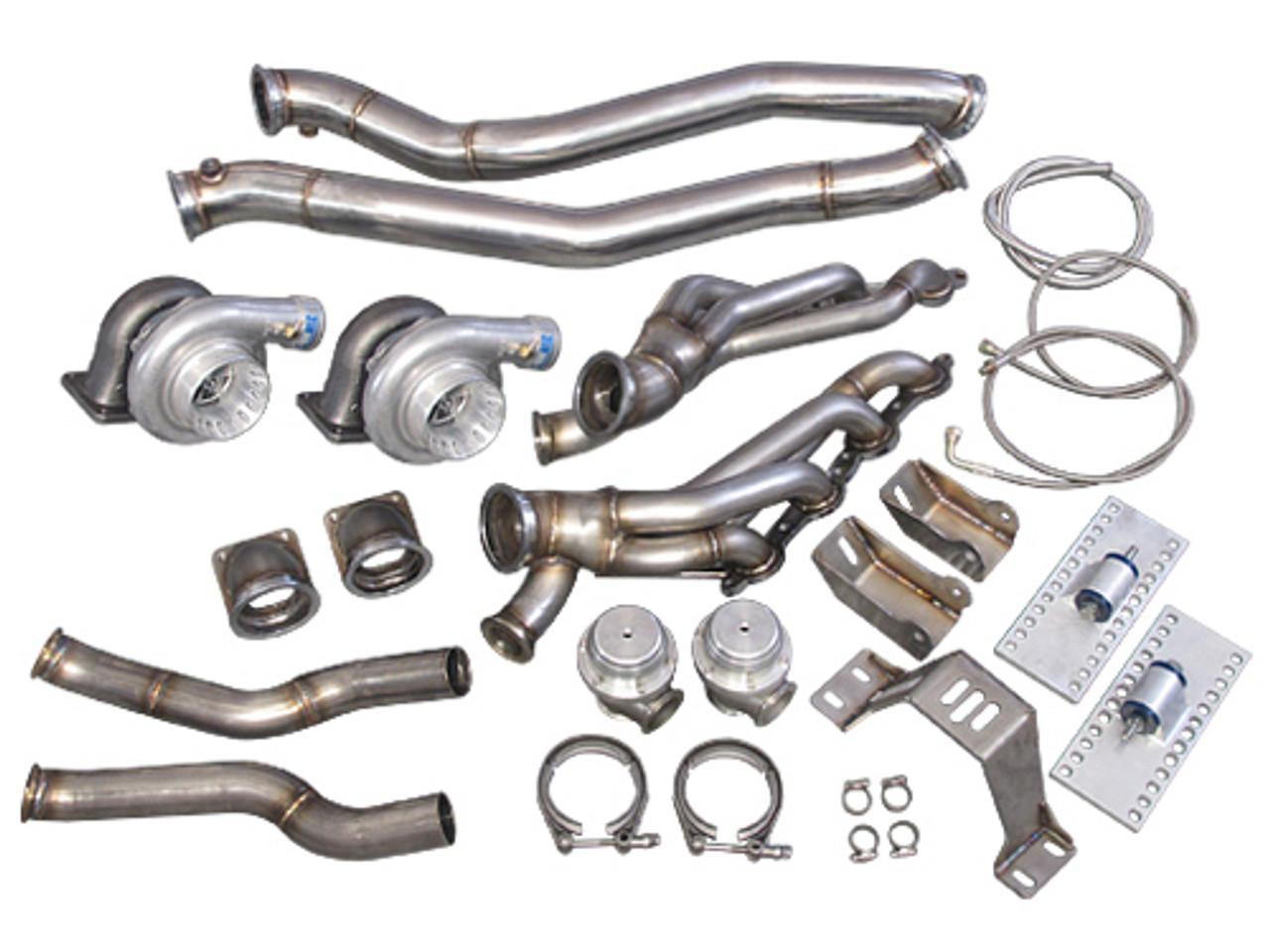Toyota Supra MKIII LS Twin Turbo Kit/LS Swap Kit
