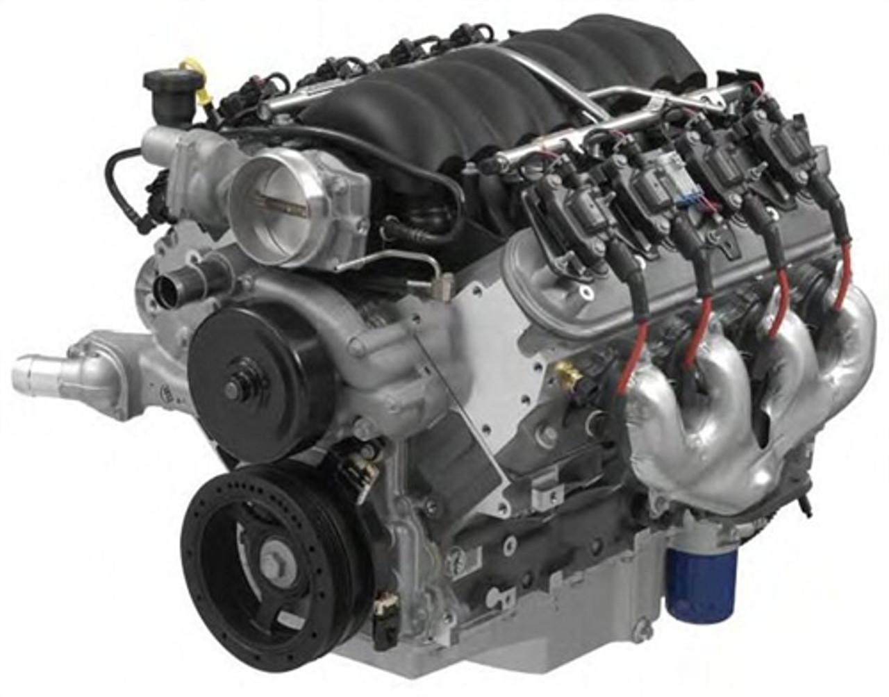 376 CI | 6 2 LSX Engine | 480HP