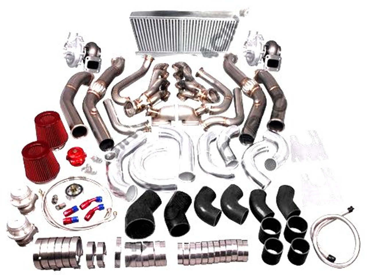 G-Body Twin Turbo Kit | LS/LSx