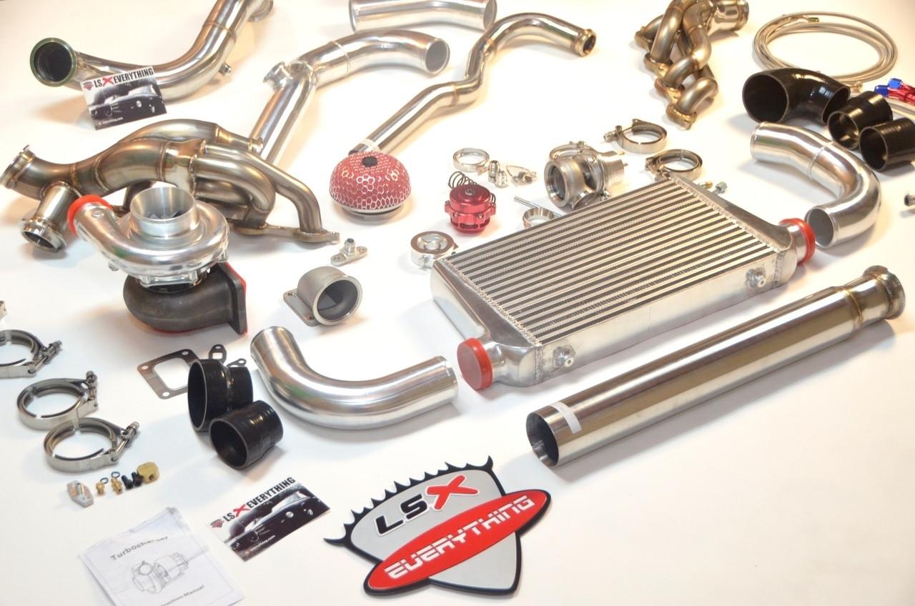 LSx Turbo Kit | 2012-2015 Subaru BRZ