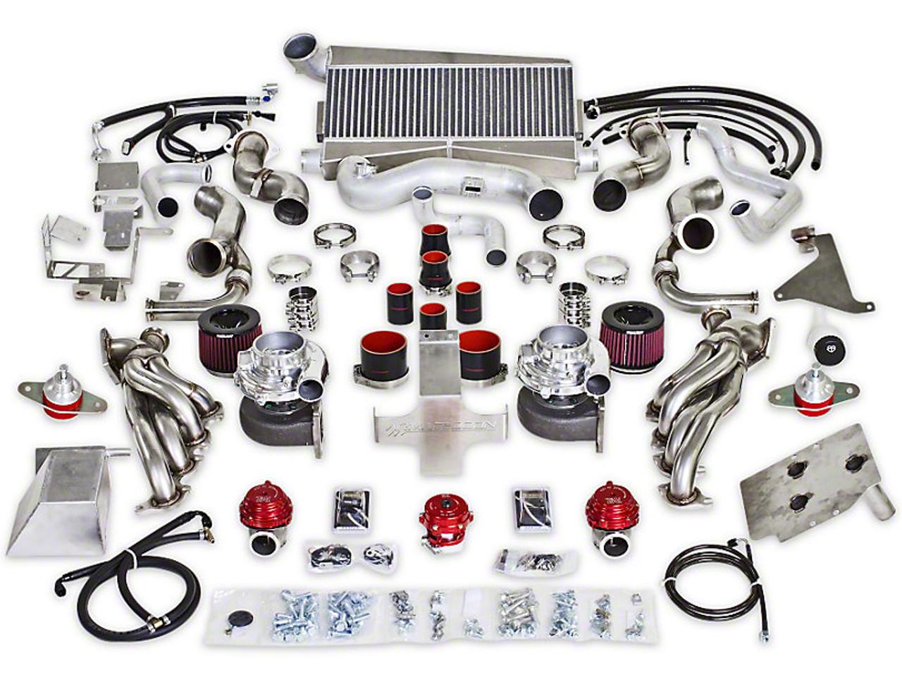 LS Twin Turbo Kit
