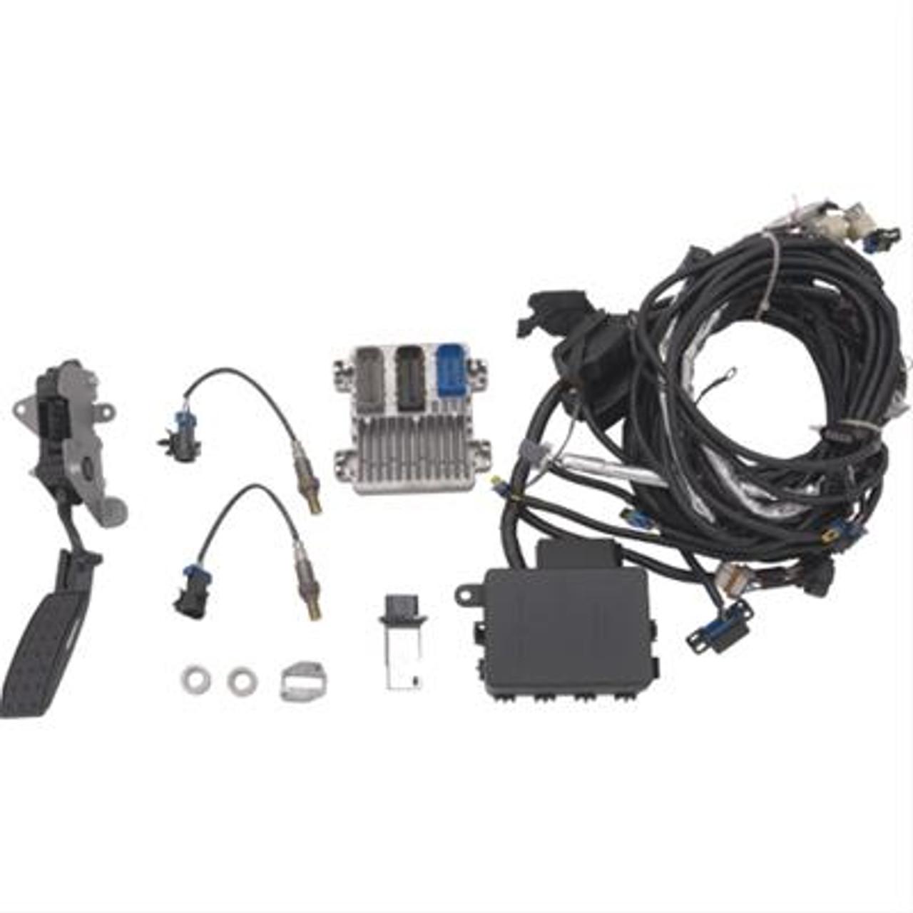 376 CI | 6-Speed M/T | LS3/T56 495HP