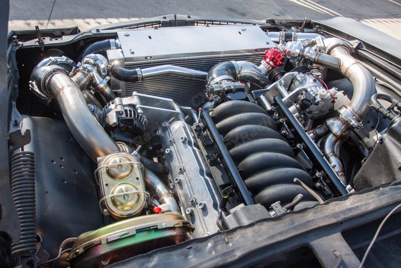 HOLDEN MONARO LS1 ENGINE FUEL PRESSURE GAUGE KIT BLUE