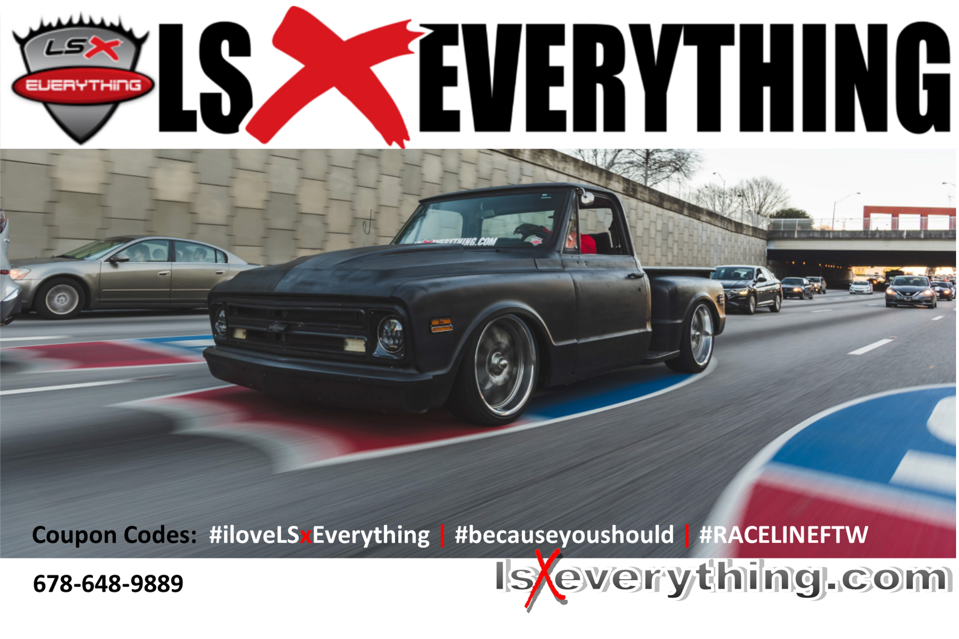 LSx Everything | LSx/LTx Swap The World | Make Your Build