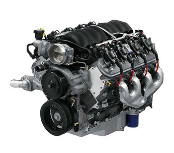 6.2 L LS3 Motor with 50,000 Miles. This young motor is rated at 422HP and 408 lbs-ft of torque Includes ECM, MAP and all accessories.