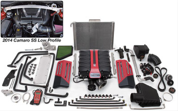 E-Force Camaro SS Stage 1 Street Legal Supercharger Kit