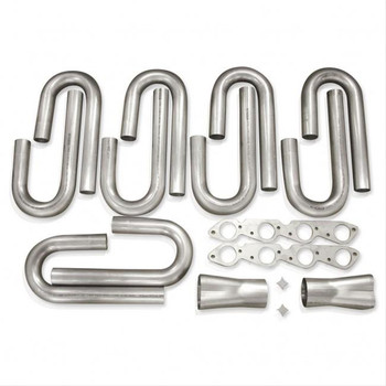 Header kit includes DR Flanges, collectors and everything to make Long Tube Headers