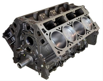Instead of building your most prized possession with a Junkyard Dropout with medium to high miles, save some time, and start with this High Performance Chevy LQ4 6.0L short block. You already know that the LQ4 is a super stout platform for high-horsepower engines in their stock form, but this is an improved version of it. These engines are hand-built, balanced, and blueprinted using top-quality parts. Don't waste time trying to salvage a questionable short block when you can get a fresh mill that is ready for your choice of components to make it your own.  Handpicked and seasoned 6-bolt main block  Aligned and honed main bores OE steel crankshaft 3.622 in. stroke OE connecting rods Hypereutectic dish top pistons