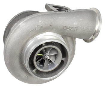 BorgWarner AirWerks turbochargers are designed to create reliable and consistent boost, while reducing emissions and enhancing fuel efficiency. These turbochargers, including the popular BorgWarner S475 and S480 turbos, are purpose-built, utilizing extended-tip technology and a high-efficiency turbine stage. This configuration provides ultra-fast response and more than 70 psi of boost! BorgWarner AirWerks turbos offer faster spool-up at lower engine speeds, while providing powerful top-end for the boost for in performance you desire.  Compressor Wheel Inducer Size: 75.00mm  Compressor Wheel Trim: 55.68  Compressor Wheel Construction: Cast aluminum  Compressor Outlet Style: V-band  Ported Compressor Housing: No  Turbine Wheel Exducer Size: 96.00mm  Turbine Wheel Trim: 84.70  Turbine Housing A/R Ratio: 1.32  Turbine Housing Inlet Flange: T6  Turbine Housing Outlet Flange: V-band  Turbocharger Bearing Style: Non-ball bearing  Wastegate Type: External
