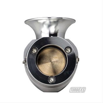 Boost Range (psi): 35-40 psi Adjustable: Yes Aluminum Flange Included: No Steel Flange Included: Yes Blow-Off Valve Material: Aluminum Blow-Off Valve Finish: Clear anodized