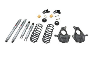Belltech Lowering Kits with Street Performance Shock Absorbers