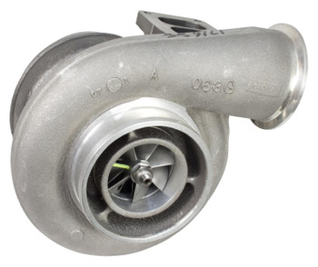 Turbocharger, AirWerks Series, SX400, Cast Iron Turbine Housing, Natural