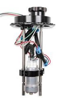 Fuel Pump, 12 Bolt Flange Dual 450 LPH Pump Hanger