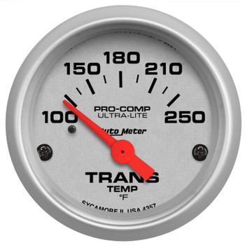 Gauge Kit, Analog, Triple A-Pillar, Boost, Pyrometer, Transmission Temp, Ford, Kit
