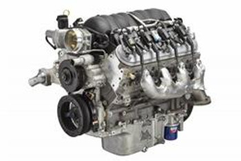 Crate Engine, Long Block, Chevy, Small Block, LS3, 525 HP, 6.2L, Each