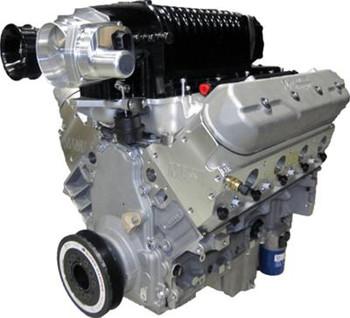 Crate Engine, Performance Race Series, Long Block, 427 C.I.D., LSX Block, Chevy LS, Each