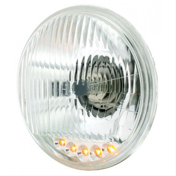 Headlight, Conversion, Round, 5.750 in. Diameter, Each