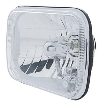 Headlight, Conversion, Rectangular, 5 in. x 7 in., H6054, Each
