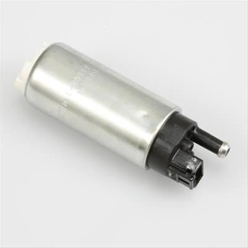 Free Flow Rate:190 lph Maximum Pressure (psi):85 psi Inlet Size:10mm x 1.0 Inlet Quantity:One Inlet Attachment:Female threads Outlet Size:10mm x 1.0 Outlet Quantity:One Outlet Attachment:Female threads  These Walbro high-pressure inline fuel pumps have a lightweight, compact design that fits most EFI applications, including turbo and supercharged, and are QS9000 certified. They're ideal as universal fuel pumps for replacement, racing, or performance purposes where higher pressure fuel is necessary. So, when it comes to your fuel delivery needs, you can depend on Walbro!