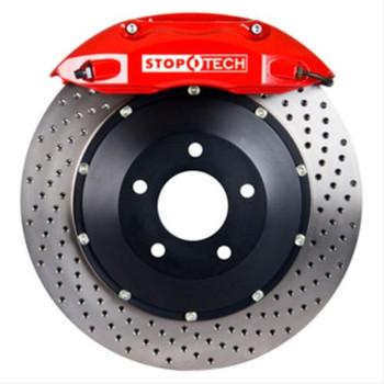 Disc Brakes, Rotors, 6-Piston Calipers, Lines, Pads, GM, Kit