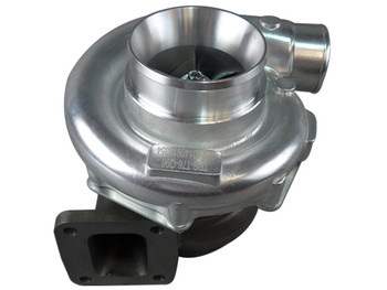 "T76 0.96 A/R Q Trim Turbo Charger 0.80 A/R Compressor Housing T4 0.96 A/R Q-Trim Turbine Housing, Great Choice for Engines with Big Exhaust, Like LM/LQ V8 Motors 3"" V-Band Exhaust Outlet 4"" Air Inlet and 2.5"" Turbo Outlet AN4 Oil Inlet Works for Many Bigger HP Applications, 600-700 WHP High Quality Built product. Each Turbo is individually tested and computer balanced. BRAND NEW, not used, not remanufactured. Click for more info"
