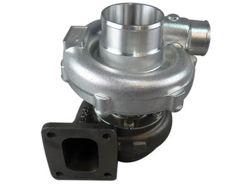"""T67 Ball Bearing Turbo Charger Ceramic Ball Bearing on Compressor Side 0.60 A/R Compressor Housing. T4 0.68 A/R Turbine Housing Oil Cooled Big Turbo, Big Power, 67mm Compressor Wheel 0.68 A/R Turbine for Low-Mid end Power, fast Spool  Highlights: - Big Turbo, Big Power,67mm Compressor Wheel. - 0.68A/R Turbine for Low-Mid end Power, fast Spool - High Quality Turbo, with Big Wheels, Good For 400 to 500 HP - Billet Aluminum CNC Machined Back Plate - 3"""" Air Inlet - 3"""" V-band Outlet - High Quality Built product. Each Turbo is individually tested and computer balanced. - BRAND NEW, not used, not remanufactured."""