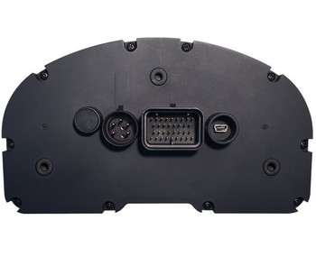 Compatible ECU systems include the following: Holley Dominator EFI AEM V2/EMS-4 Big Stuff 3 Electromotive TECGT EMS EM-Tech ECU Emtron ECU FAST XFI Fuel Tech (200,250,300,350,500v1,500v2, 600) InjPro Life Racing F88 Link G4+ Series MaxxECU MEFI-4B MegaSquirt-III (DIY Autotune) MicroTech MoTeC CAN (Data set 3) MSD Atomic LS MSD Atomic TBI OBD-II (2008 and later) Pro EFI User Configured (CAN bus knowledge required)  The IQ3s connects to these ECU systems using EFI adapter cables
