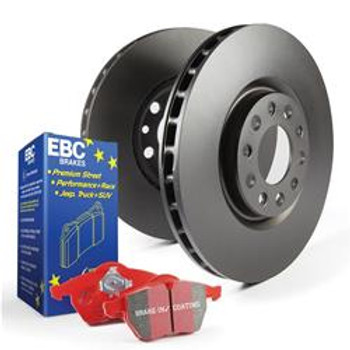Disc Brake Pad and Rotor Kit