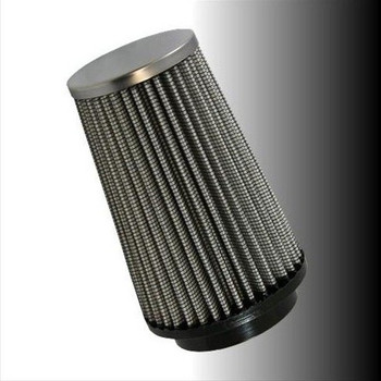 Complete your intake kit with this filter, or replace your dirty and worn filter with this one. Remember, more air in, more air out and that means more HP!