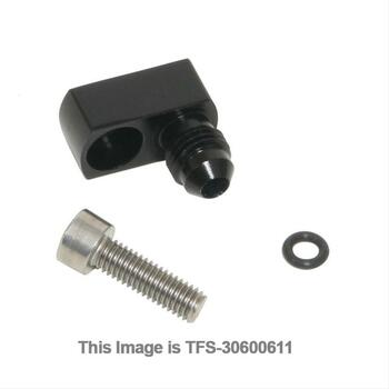 Your modified LS-powered cars and trucks will be easier to service with an upgrade to a race car plumbing system. These plumbing kits contain black anodized billet aluminum fittings, O-rings, stainless steel bolts, and all of the necessary hose to plumb just the front of the heads or all four corners. Choose the most desirable upgrade to your factory steam tubes--Trick Flow® GM LS engine steam line plumbing kits.