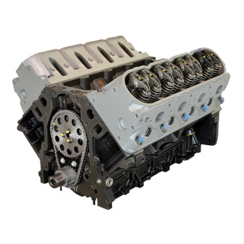 Crate Engine, Chevy LQ4 6.0L, Long Block, Internal Engine Balance, Aluminum Heads, Each