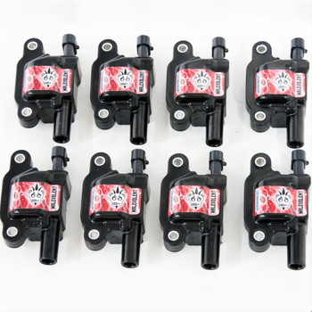 Malevolent Coil Packs - Black