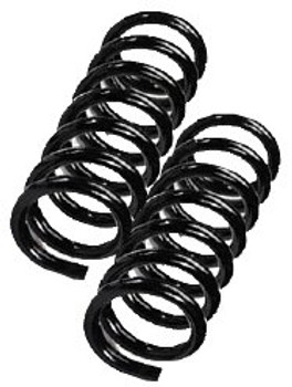 McGaughy's lowering coil springs are designed to lower your truck 1 to 4 inch They are built from chromium alloy steel and are wound, shot-peened, and powdercoated to exacting specifications to ensure proper ride height, ride quality, and long life. McGaughy's lowering coil springs will easily replace the stock springs and give your vehicle the stance you have been looking for. Please select the size you need for the rear. They are all the same price.