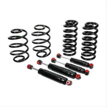 "Free Shipping.  Classic Performance lowering kits are custom-built kits that feature gas-charged monotube shocks and coil springs that are both made out of superior quality materials to ensure long-lasting dependability and performance.  2"" Front/3"" Rear"