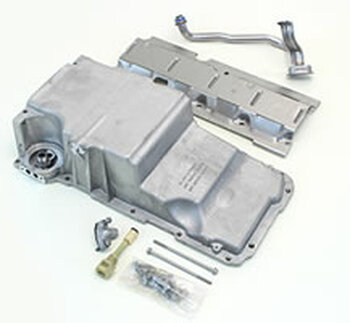 Oil pan is included in this kit