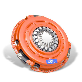 The Centerforce DFX Clutch Series is the competition-proven clutch package for select import and domestic applications. This DFX series is engineered for competition standards of quality and craftsmanship. The DFX series is aimed at high-end applications that continually demand increased integrity and holding-capacity. DFX scores big, not only with holding-capacity and strength, but also provides some of the best drivability from a race-inspired single disc clutch.