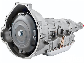 """This transmission is remanufactured and has a 2 year/24,000 mile warranty. If you are going to do it, do it right!  This transmission is warrantied for 450-500HP. If you are planning on Boosting or having more power than that, we have our race edition 4L80ER that is good for 1,000+HP.  History  The 4L80E transmission is the advanced progeny of the legendary TurboHydramatic TH400 automatic transmission, and is based heavily on the 400 in both parts and strength, yet featuring an added overdrive gear, a lock-up torque converter and advanced electronic controls.  The 4L80E was introduced in 1991 in the GM C/K Trucks line-up, and remained in production through the 2009+ model year.   The 4L80 nomenclature denotes that the transmission is a 4-Speed, Longitudinally mounted, and for 8000 lbs. vehicle weights. It's RPO code is """"MT1"""" and has been domestically manufactured in GM's Ypsilanti and Willow Run plants.  The 4L80 features ratios in each gear as follows:  First: 2.48, Second: 1.48, Third: 1.00, Fourth: 0.75, Reverse: 2.07"""