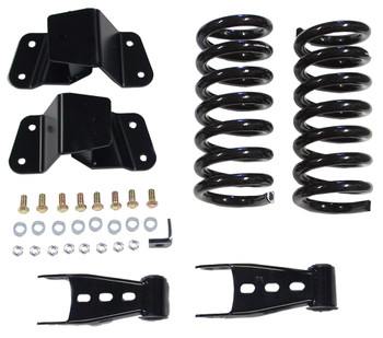 88-98 GM C-15 2WD, 2/4 Drop Kit