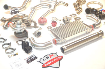 LS Swap Kit Turbo Kit For 2012-2015 Scion FR-S. Includes LS Swap kit and turbo installation kit. Please click PRODUCT  DESCRIPTION for more info.