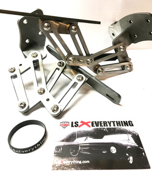 If you want more options for hood hinges for your C10 without having to spend a ton, without having to do any welding, without having to have a second set of hands to help you install, look no further! Introducing the custom LSx Everything hood hinges! Designed by truck guys for truck guys! These are powerful, easy to install, and gas assisted! Easy to assemble, install and get back on the road!