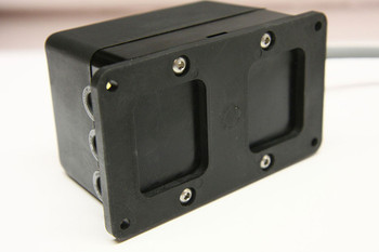 """3/8"""" 4-corner valve manifold. Comes standard in Black.   Designed/Manufactured by Slam Specialties. Made in the USA. Free Shipping in the CONUS  Features  - Black anodized valve block - D.O.T. Push-to-connect style fittings - Rated @ 200psi - (4) Bag inlets - (2) Tank inlets - Dual slot exhaust ports w/ integrated internal exhaust mufflers - No external mufflers needed - Includes 10-32 stainless steel hardware for easy mounting"""